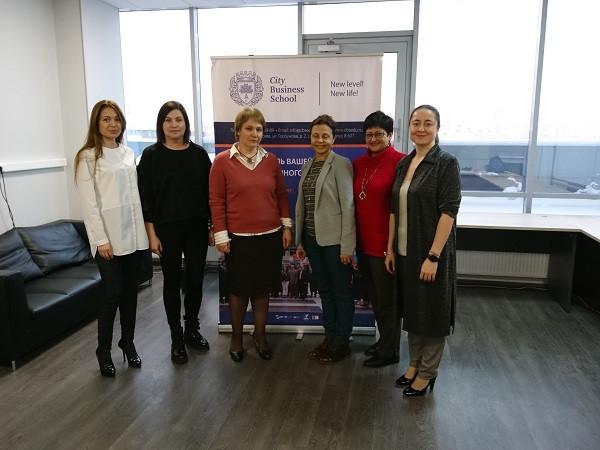 Эксперт НАСДОБР Елизавета Степаненко приняла участие в аккредитации программы City Business School