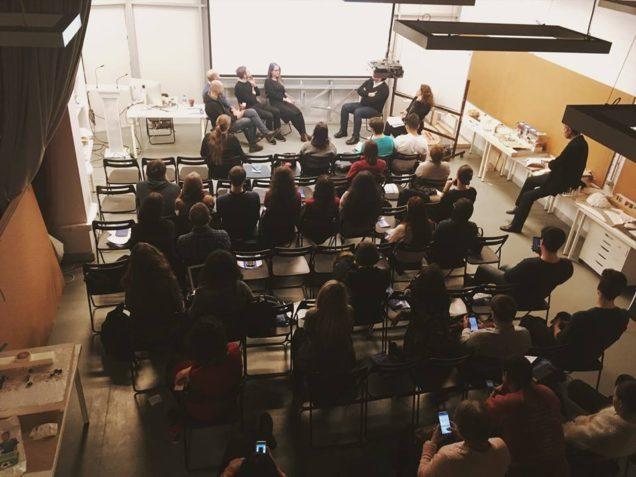 Дискуссия «Город для меня. Как придумать и создать комфортную жилую среду».