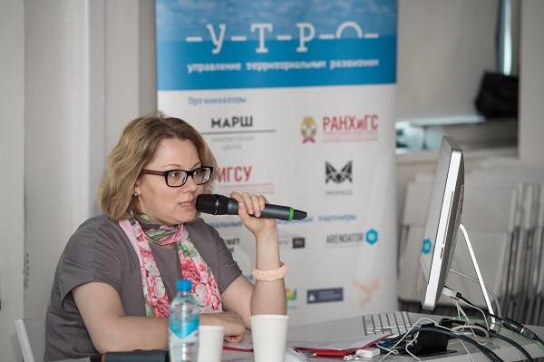 Презентация кейса программы УТРО состоялась 16 мая 2018 года в МАРШ