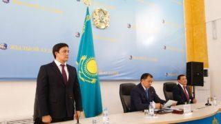 Аким Жылыойского района Атырауской области (Казахстан) - слушатель программы MPA ИГСУ РАНХиГС