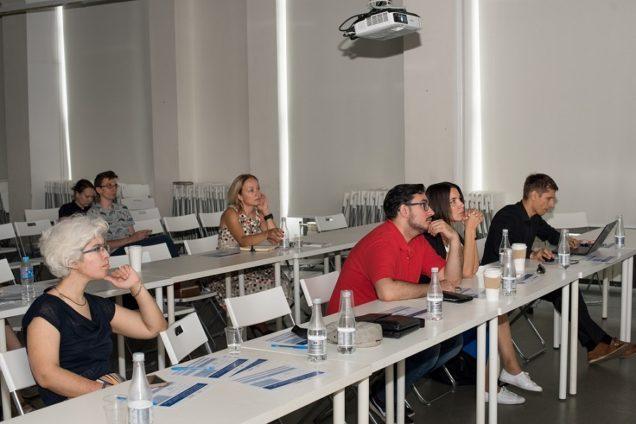 УТРО - первая стратегическая сессия