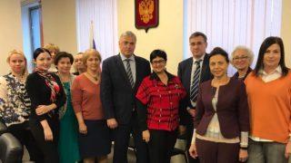 Началась работа аккредитационной комиссии НАСДОБР