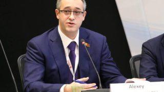 Алексей Шапошников на Гайдаровском форуме 2019